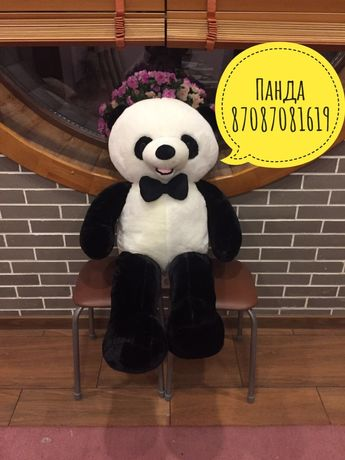 Панда плюшевые мишки тедди мягкие игрушки Большой мишка