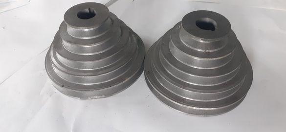 Степенчата ремъчна шайба за електро мотор 58-147мм