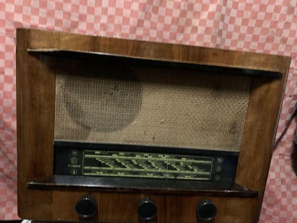 Старо ретро радио марек