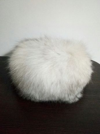 Caciula blana vulpe polara