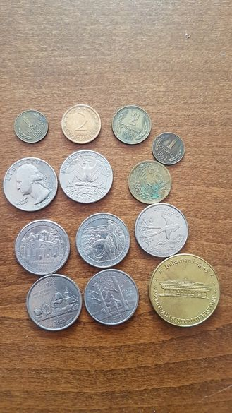 Лот монети