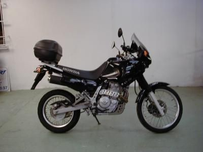 Honda dominator На Части