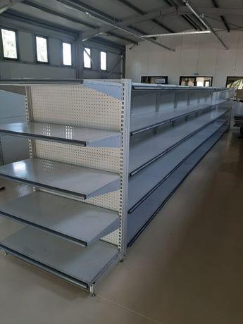 Rafturi metalice magazin market