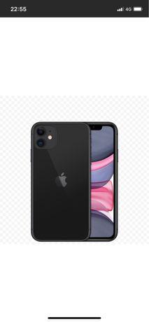 Iphone 11 қара цвет 128гб