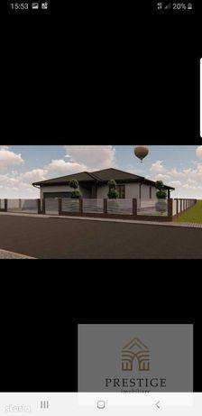 Casa in stadiu fundatie+elevatie cu placa de vanzare- zona Osorhei