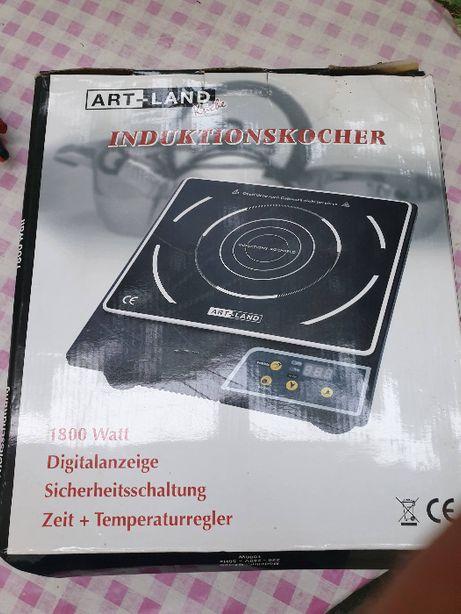 Plita inductie NOUA putere 1800W ART-LAND