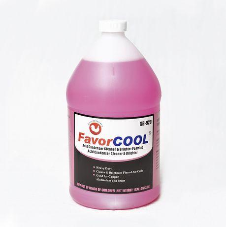 Препарат за почистване на климатици Favor Cool SB 920, киселинен