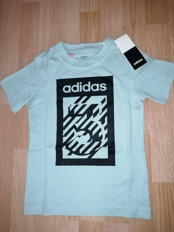 Tricou Adidas mar. 122, nou