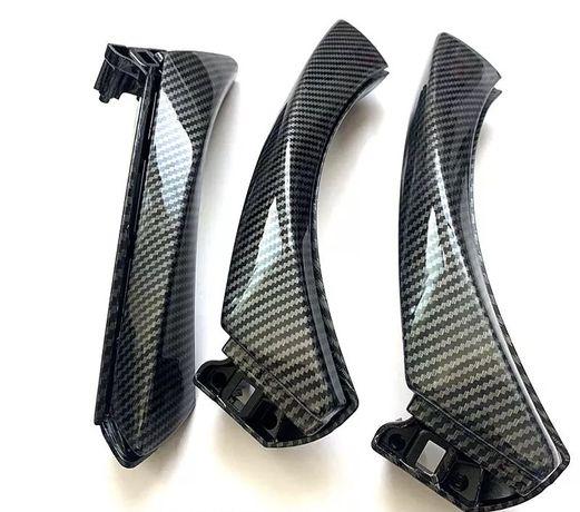 Комплект CARBON дръжки за БМВ е90 е91 дръжка панел кабон BMW E90 E91