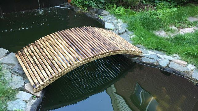 Мостик из дерева декор, мост