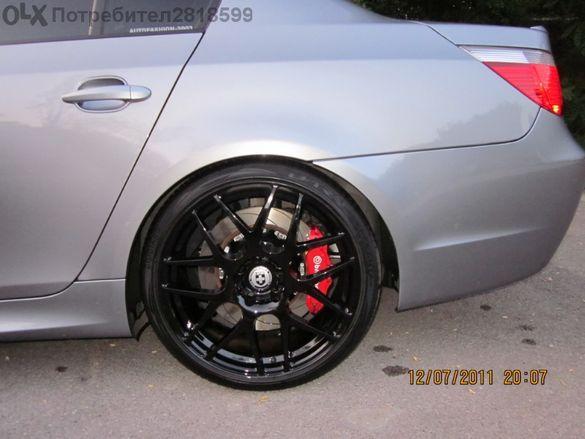 спирачни дискове накладки Бмв Е60 М5 Е63 М6 спирачна система BMW M5 E6