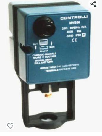 Электропривод MVB56 для систем отопления