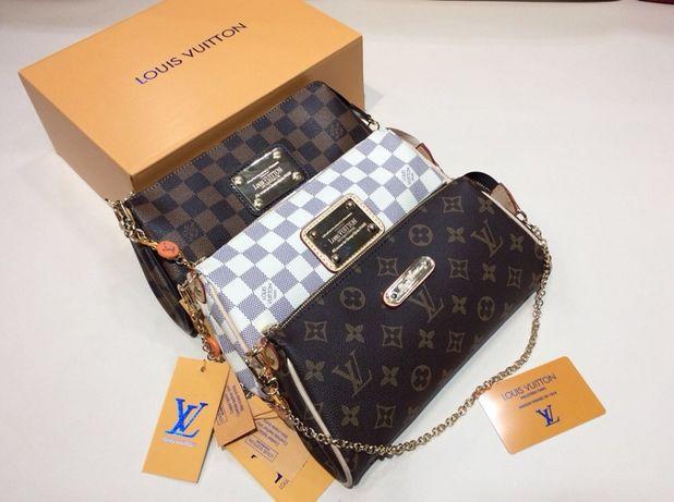 Geanta Louis Vuitton/certificat autenticitate/piele naturală nu eco