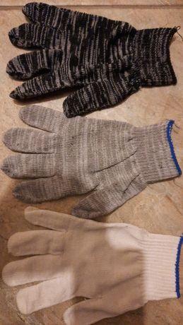 Продам х/б перчатки 10 клас вязки