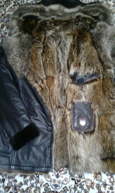 Куртка меховая, новая.