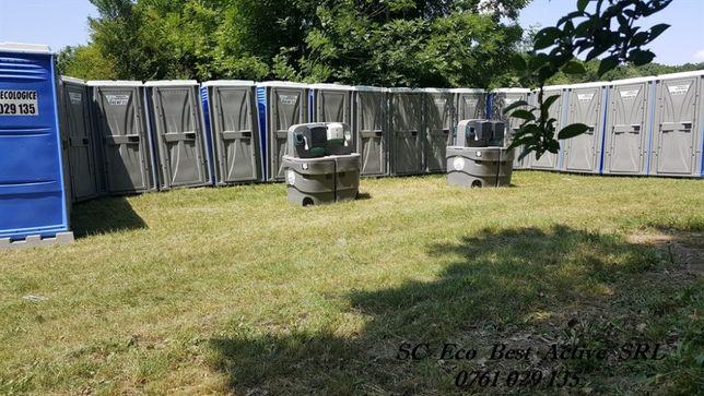 Inchirieri Toalete Ecologice - Mogosoaia, Ilfov