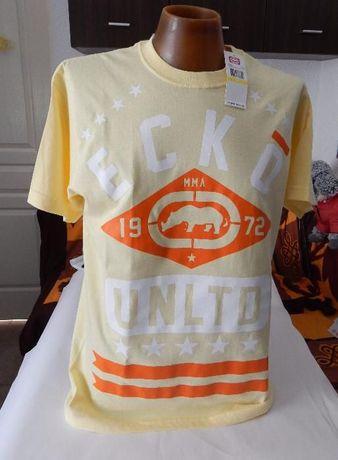 Tricou ''ECKO UNLTD'',nou,marimea M,bumbac,adus din SUA.