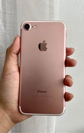Продам iPhone 7 RoseGold 32gb