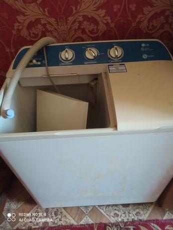 Продам машинку стиральную полуавтомат