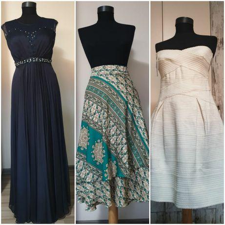 Rochie eleganta/fusta magica(22 de moduri de imbracare)/rochie alba
