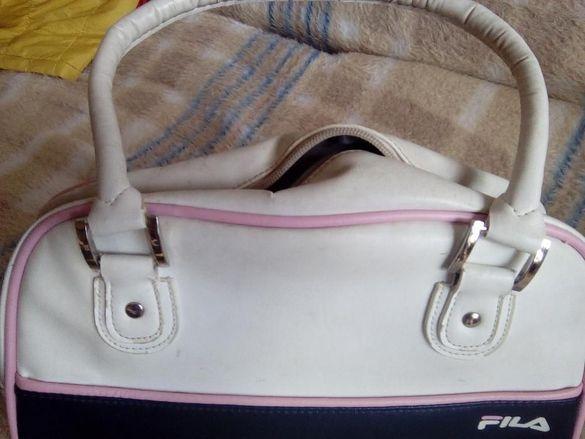 Чанти по 4 лева- бордо, черна и Fila