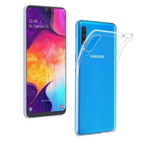 Husa Subtire Din Silicon Samsung A10 A31 A20E A30S A40 A50 A70 A80 A90