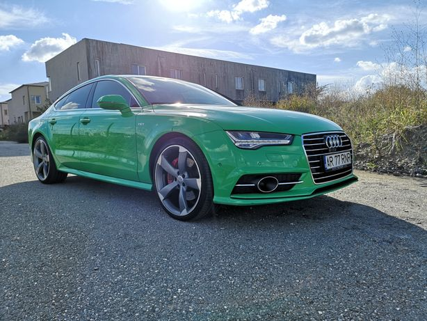 Audi a7 competition