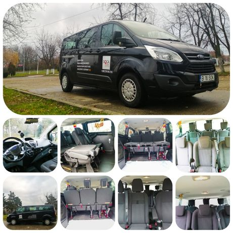 Inchiriez Microbuz Van 8+1 locuri fara sofer sau cu sofer de treaba