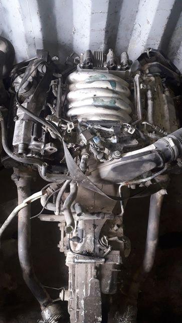 Двигатель контрактный из Германии на ауди с5 без пробега по КЗ