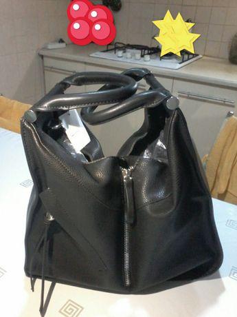 Польская кожаная сумка.
