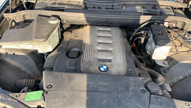 Motor 3.0 D M57 BMW X5 E53 218cp si alte piese din dezmembrari