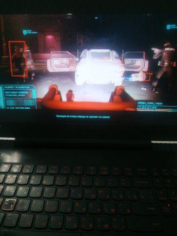Игровой ноутбук легион