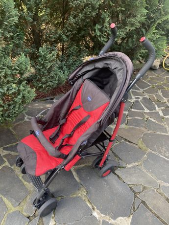 Chicco carucior sport tip umbrela Echo pentru 0-22 kg 0m+, Scarlet