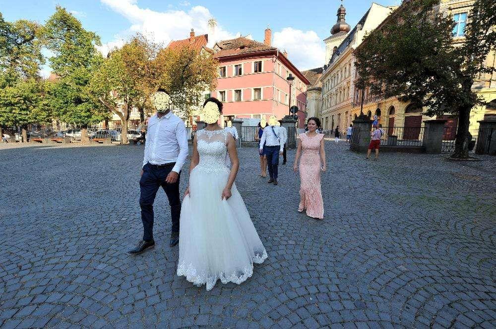 Rochie de mireasa Sibiu - imagine 1