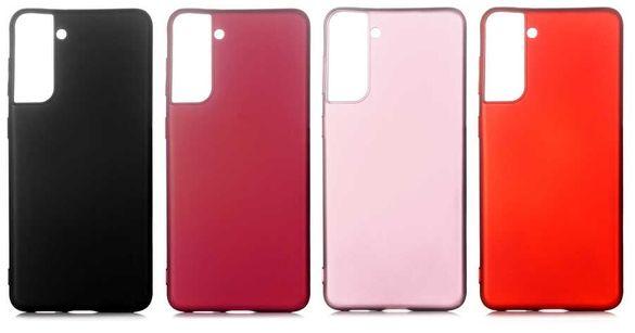 Samsung Galaxy S21 / S21 Plus / S21 Ultra - Силиконов Калъф Кейс MATT