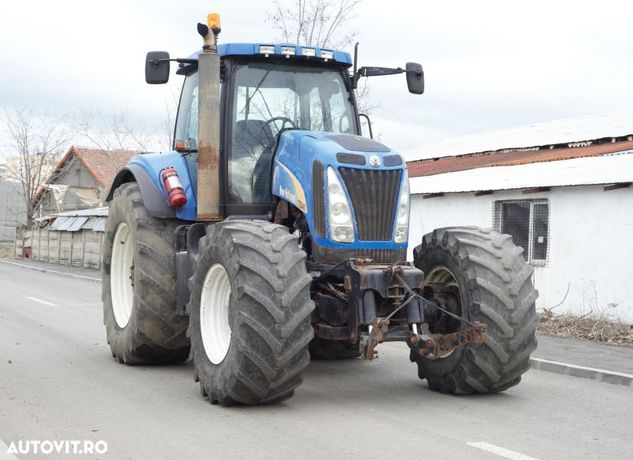 New Holland WT8040