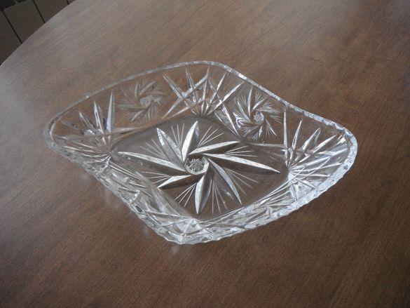 Кристална купа, ваза