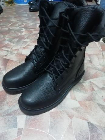 Берцы, ботинки 42р.