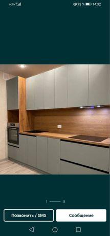 Кухонный гарнитур на заказ мебель на заказ от производителя