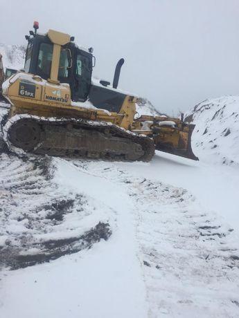 Nivelari cu buldozer si sapaturi cu excavator