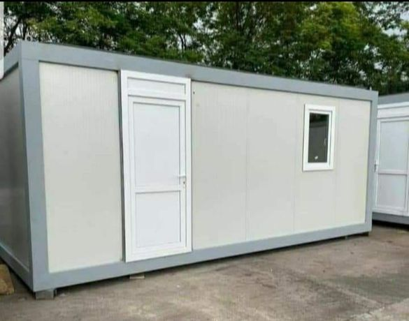 Vand container tip birou casa