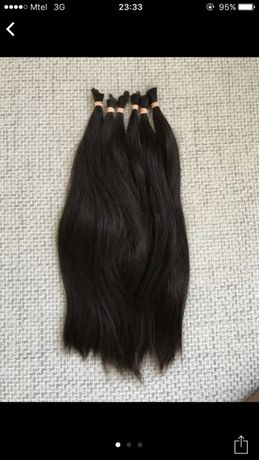100% Естественна коса!