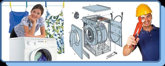 Reparatii masini de spalat Bucuresti si Ilfov