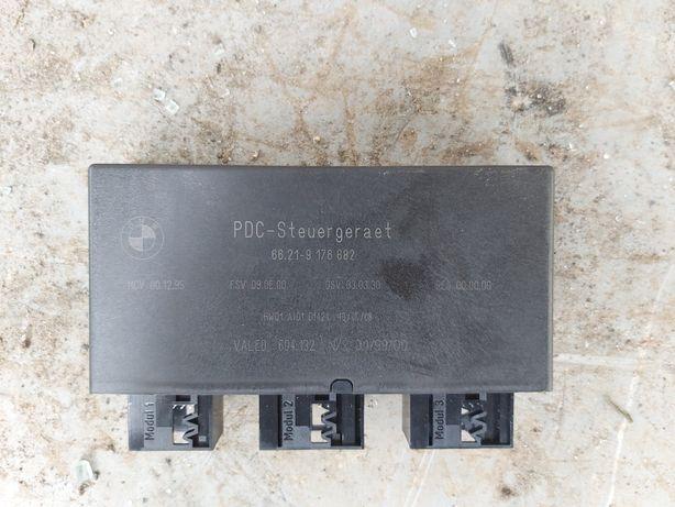 Modul claculator senzori parcare bmw e60 facelift LCI