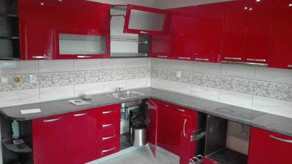 Боядисване на мебели и кухни от МДФ.
