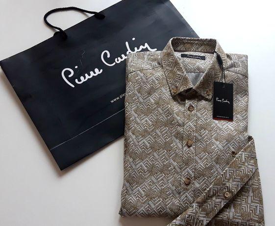 Pierre Cardin мъжка риза М размер