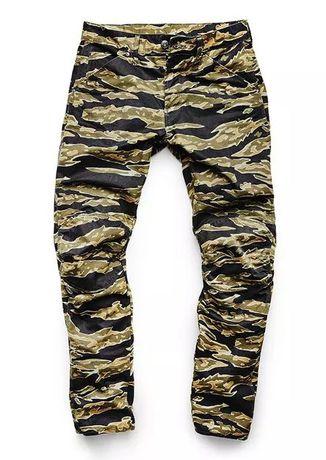 NOU-Pantaloni G-star Raw Tapered camuflaj 5620 x25 (M)