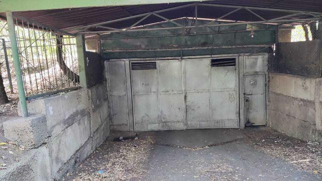 Подземный гараж на Бухар-жырау