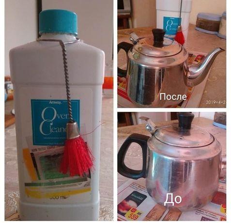 Чистящее средство для казанов, кастрюль и духовых шкафов