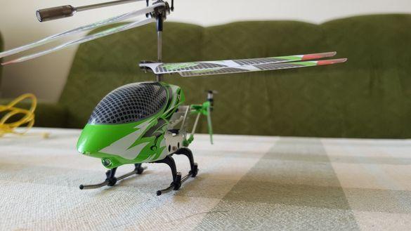 Страхотен хеликоптер